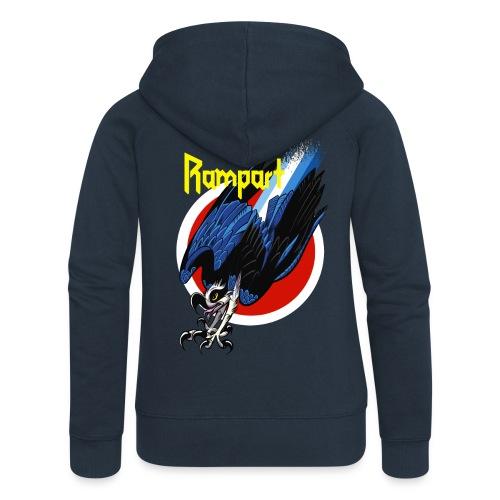 Rampart Osprey Turbo Hawk - Naisten Girlie svetaritakki premium
