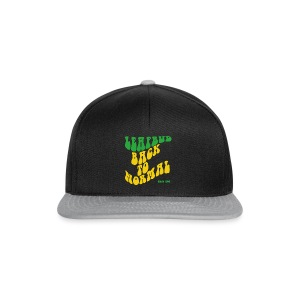 Leafbud Back to Normal - Snapback Cap