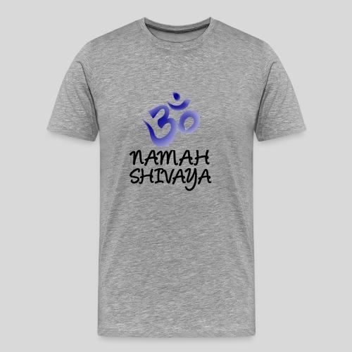 Namah Shivaya - Männer Premium T-Shirt