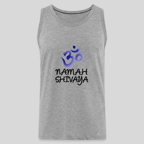 Namah Shivaya - Männer Premium Tank Top