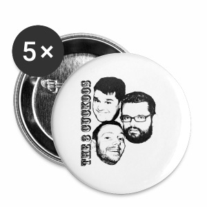 The Talent - Buttons small 25 mm