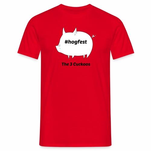 The Hog - Men's T-Shirt