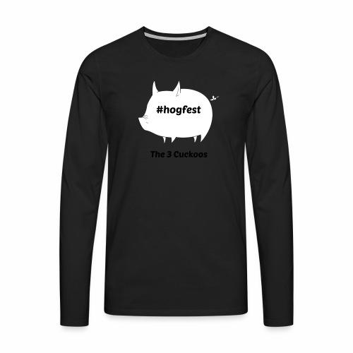 The Hog - Men's Premium Longsleeve Shirt