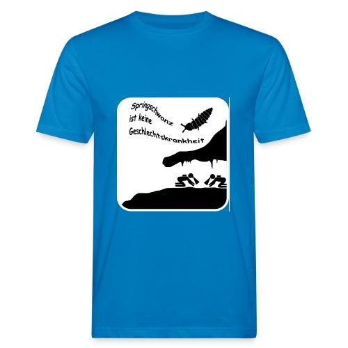 Springschwanz Männer T-Shirt B&C - Männer Bio-T-Shirt