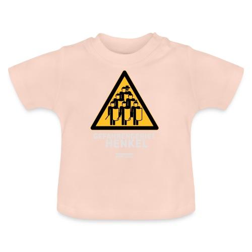 Baby T-Shirt - Gefahrengebiet Henkel