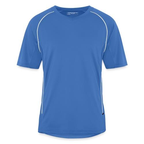Contrast hoodie - Men's Football Jersey