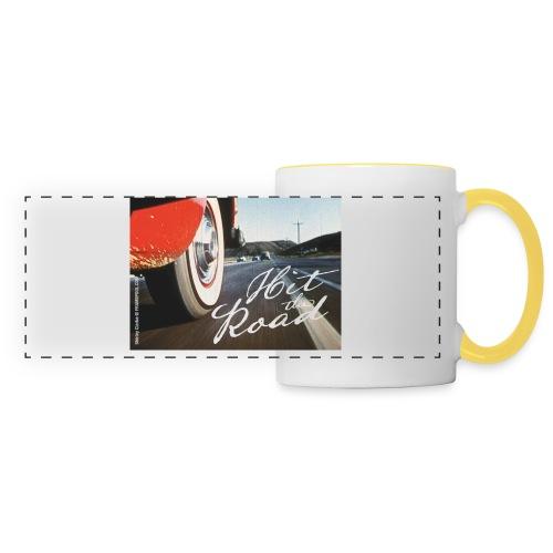 Hit the road - Panoramic Mug
