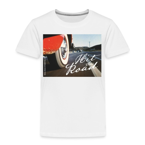 Hit the road - Kids' Premium T-Shirt
