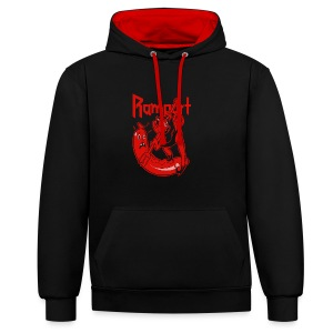 Rampart - Demon Lover Cartoon (Womens) - Kontrastihuppari