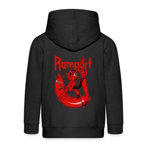 Rampart - Demon Lover Cartoon (Womens) - Lasten premium hupparitakki