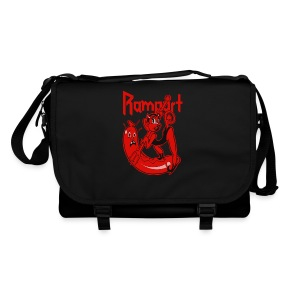 Rampart - Demon Lover Cartoon (Womens) - Olkalaukku