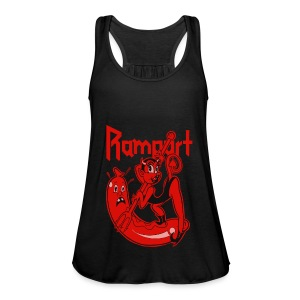 Rampart - Demon Lover Cartoon (Womens) - Naisten tankkitoppi Bellalta