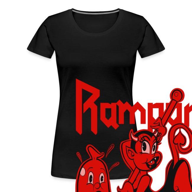 Rampart - Demon Lover Cartoon (Womens)