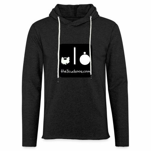 3 Cuckoos Logo Classic Tee - Light Unisex Sweatshirt Hoodie