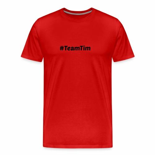 3 Cuckoos Team Tim - Men's Premium T-Shirt
