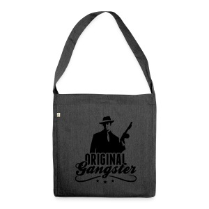 Original Gangster - Shoulder Bag made from recycled material