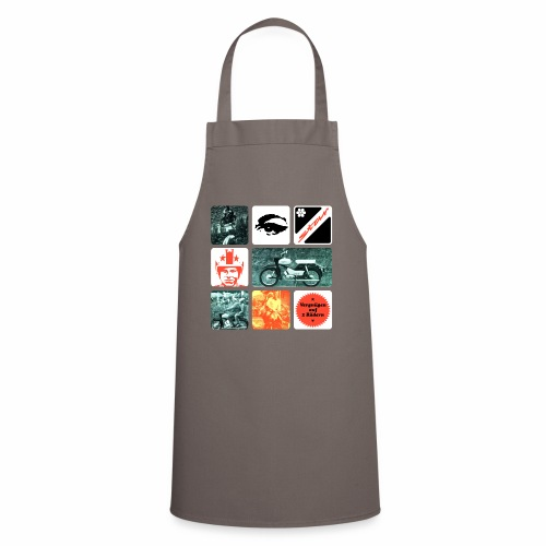 Moped Star - Cooking Apron