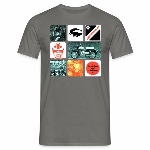 Moped Star - Men's T-Shirt