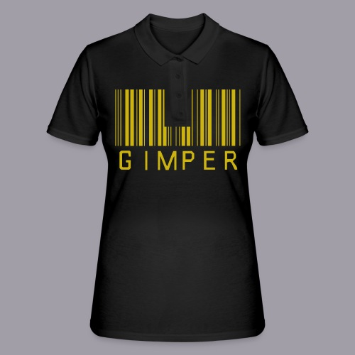 GIMPER - Frauen Polo Shirt