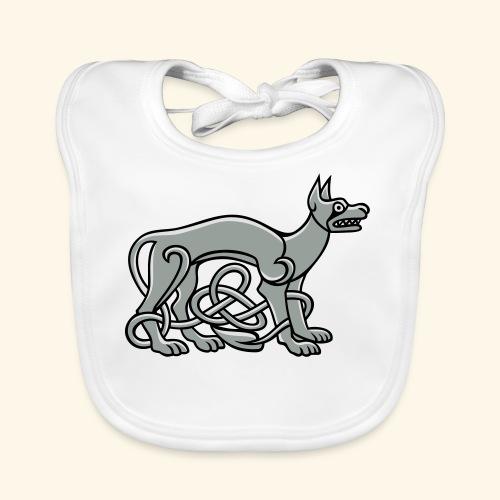 Celtic Dog - Baby Bio-Lätzchen