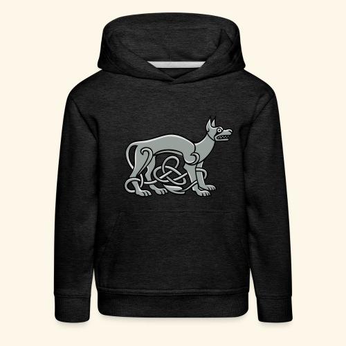 Celtic Dog - Kinder Premium Hoodie
