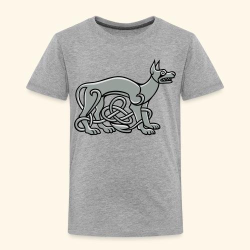 Celtic Dog - Kinder Premium T-Shirt