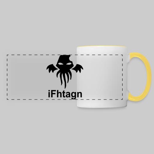 IFhtagn-Teddybär - Panoramatasse