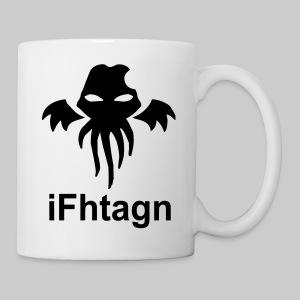 IFhtagn-Teddybär - Tasse