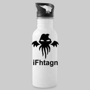 IFhtagn-Teddybär - Trinkflasche