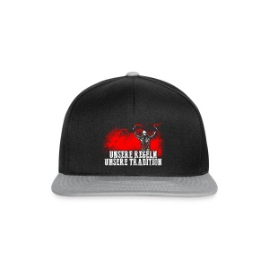 PYRO - UNSERE REGELN - UNSERE TRADITION - Snapback Cap
