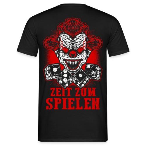 ACAB - 1312 - ZEIT ZUM SPIELEN - CLOWN - Männer T-Shirt