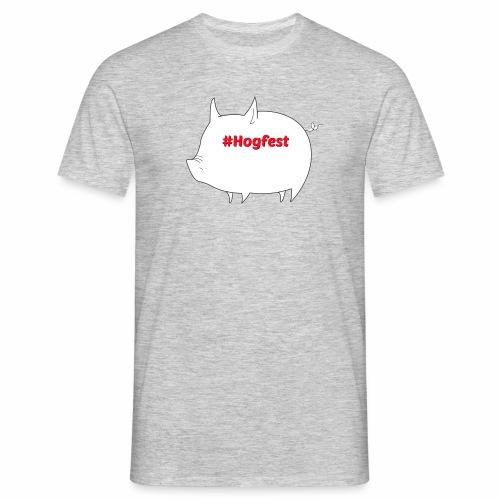 #Hogfest - Men's T-Shirt