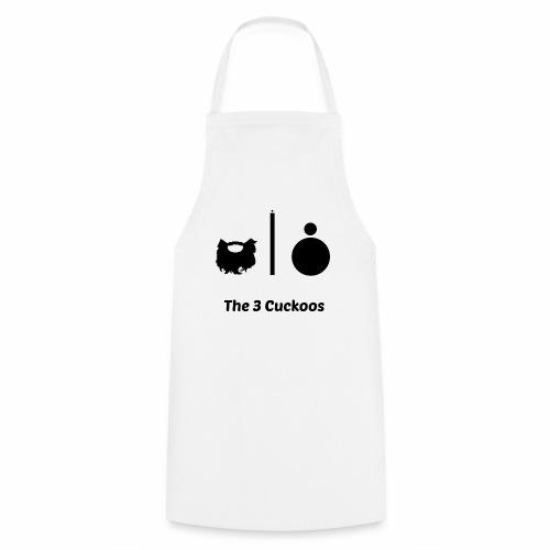 3 Cuckoos Logo No Background - Cooking Apron