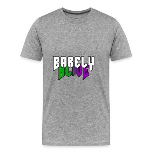 Barely Alive Unisex Hoodie - Men's Premium T-Shirt