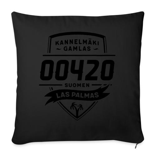Kannelmäki Gamlas - Suomen Las Palmas - Sohvatyynyn päällinen 44 x 44 cm