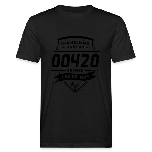 Kannelmäki Gamlas - Suomen Las Palmas - Miesten luonnonmukainen t-paita