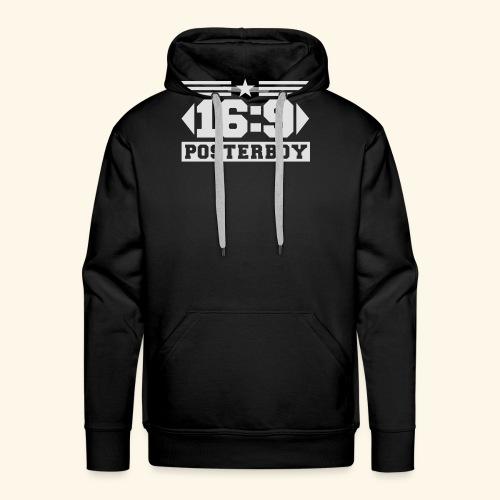 XL Posterboy - Männer Premium Hoodie