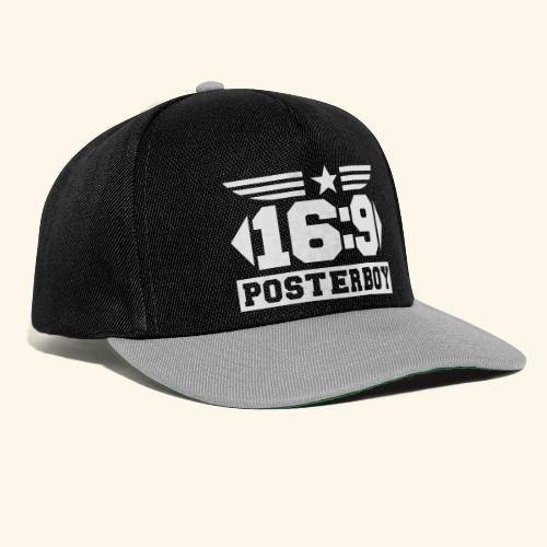 XL Posterboy - Snapback Cap