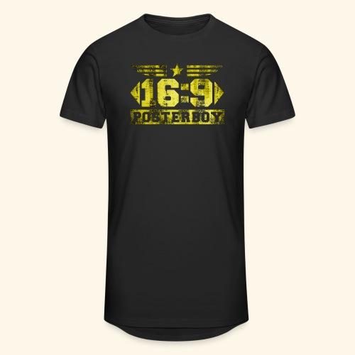 XL Posterboy - Männer Urban Longshirt