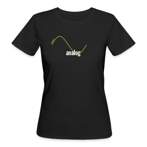 Analog Girl - Frauen Bio-T-Shirt