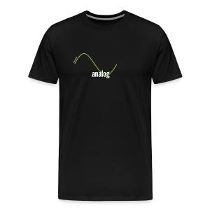 Analog Girl - Männer Premium T-Shirt