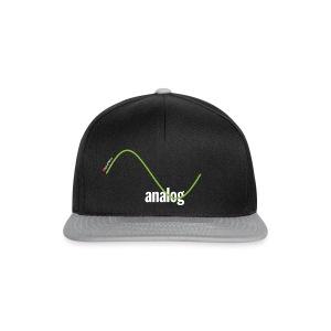Analog Girl - Snapback Cap