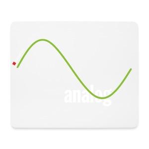 Analog Girl - Mousepad (Querformat)
