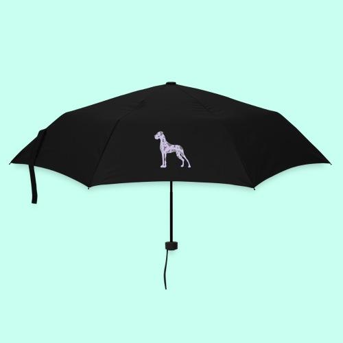 Harlekindogge Turnbeutel - Regenschirm (klein)