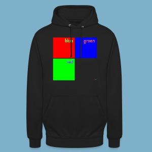 Fundago Color Motiv - Unisex Hoodie
