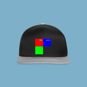 Fundago Color Motiv - Snapback Cap