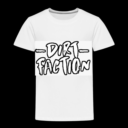 DirtFaction Normal - Kinder Premium T-Shirt