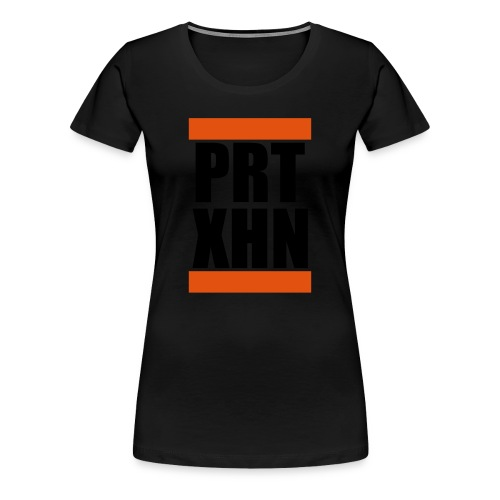 PRTXHN-Retro-Shirt - Frauen Premium T-Shirt