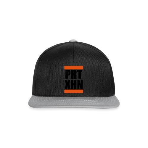 PRTXHN-Retro-Shirt - Snapback Cap