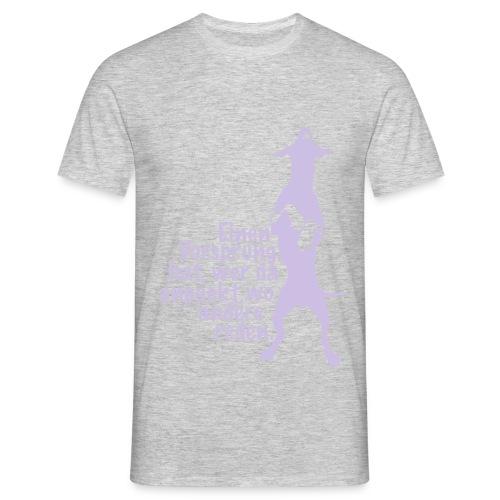 Vorsprung durch Handlung - Männer T-Shirt